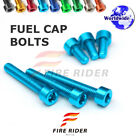 FRW 7Color Fuel Cap Bolts Set For Triumph Speed Triple / R 11-16 12 13 14 15 16 $10.69 USD on eBay