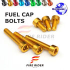 FRW 7Color Fuel Cap Bolts Set For Triumph Street Triple 675 R 07-13 08 09 10 11 $11.88 USD on eBay