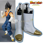 Dragonball Dragon Ball Z Vegeta White Cosplay Shoes Boots Cos Shoes MM.130