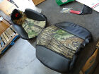 Speed Industries - 47208 - OEM Seat Cover, Black/Camo