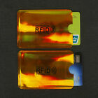 10PCS RFID Blocking ID Holder Case Foil Shield NFC Credit Card Protector NEW