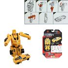 Transformers BumbleBee Human Alliance Robot Truck Car Action Figure Kids Toys US