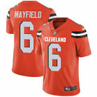 Baker Mayfield #6 Cleveland Browns Men's Jersey Authentic stitched 4 Color 🔥