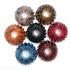 Women's Bird Nest Expanding Crystal Tail Hair Bun Holder Clips Claw Accessories