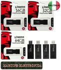 Kingston 16/32/64/128GB DT100G3 USB 3.0 Chiave Flash Stick Drive Penna Chiavetta