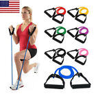 Latex Elastic Resistance Band Pilates Pull Rope Tube Yoga Gym Fitness Equipment image