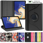 Smart Flip Leather Tablet Case For Samsung Galaxy Tab S4 10.5'' T830 T835 T837