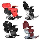 Hydraulic Salon Chair Recline Barber Chair Haircut Styling Equipment Beauty SPA