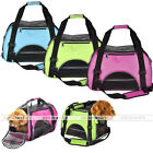 Pet Dog Cat Carrier Handbag Portable Tote Soft Outdoor Best Breathability-CA