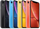 Apple iPhone XR AT&T Smartphone Black Blue Corel Red White Yellow 128GB