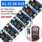 Kyпить 1x 10x LM2596S DC-DC 3A Buck Adjustable Step-down Power Supply Converter Module на еВаy.соm