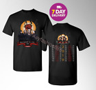 Kiss 'End of the Road' Farewell Tour Dates 2019 Mens T-shirt S-3XL. image