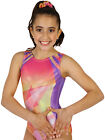 NEW Geometric Sublimated Gymnastics or Dance Leotards by Snowflake Designs