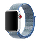 Für Apple Watch Nylongewebte Band Nylon Sport Loop Armband Serie 4 3 2 1 38 42mm