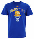 Adidas Men's NBA Golden State Warriors Finals MVP 2017 Tee, Blue on eBay