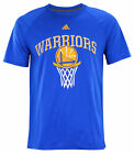 Adidas NBA Men's Golden State Warriors City Arch Climalite S/S T-Shirt on eBay