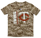 Majestic MLB Youth Minnesota Twins Short Sleeve AC Team Icon Tee on Ebay