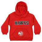 OuterStuff NBA Infant and Toddler's Atlanta Hawks Fleece Hoodie, Red on eBay