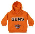 OuterStuff NBA Infant and Toddler's Phoenix Suns Fleece Hoodie, Orange on eBay