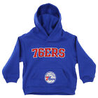 OuterStuff NBA Philadelphia 76ers Infant and Toddler Fleece Hoodie, Blue on eBay