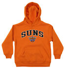 OuterStuff NBA Youth Phoenix Suns Fleece Pullover Hoodie, Orange on eBay