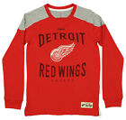 Reebok NHL Youth Detroit Red Wings Birthright Long Sleeve Crew, Red $9.99 USD on eBay