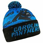 Forever Collectibles NFL Adult's Carolina Panthers Light Up Printed Beanie on eBay