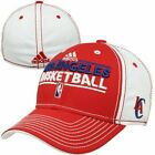 Adidas NBA Men's Los Angeles Clippers Official Practice Performance Flex Hat
