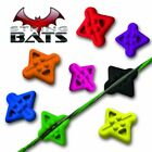 4 NEW Vaportrail String Silencer Bats Black Red Purple Green 4 pack vapor trailBowhunting - 159037