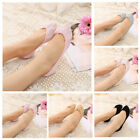 Women Lady Cotton  Elastic Antiskid Invisible Liner  Low Cut  Socks