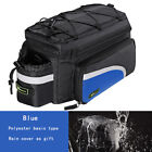 RockBros MTB Cycling Bag Bicycle Rear Rack Pack Trunk Pannier Carrier Bag