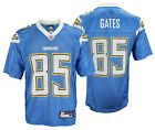 San Diego Chargers Antonio Gates #85 NFL Mens Alternate Replica Jersey, Blue $19.99 USD on eBay