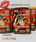 POSEIDON RED Platinum, New Fast acting, Male Enhancement sexual energy Pills $37.99 USD on eBay