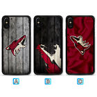 Arizona Coyotes Case For iPhone X Xs Max Xr 8 7 Plus Galaxy S9 S8 S7 $3.99 USD on eBay