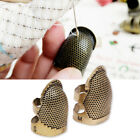 Retro Thimble Ring Sewing Quilting Metal  Finger Protector Accessories Tool  HA