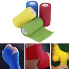 Self-Adhering Bandage Wraps Elastic Adhesive First Aid Tape 2.5cm/5cm/7hot salK