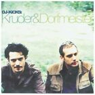 DJ-Kicks by Kruder & Dorfmeister (CD, Sep-2011, !K7) NO CASE