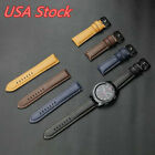 For Samsung Gear S3 Frontier Genuine Leather Strap Belt Watch Band Classic USA image