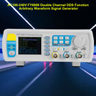 FY6800 2 Channel DDS Function Arbitrary Waveform Signal Generator 30/60MHz HO