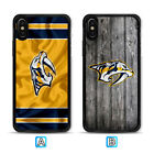 Nashville Predators Sport Case For iPhone X Xs Max Xr 8 7 Plus Galaxy S9 S8 S7 $3.99 USD on eBay