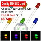 Kyпить New 3mm 5mm 8mm 10mm LED Light Emitting Diodes Clear White Red Blue Green Lights на еВаy.соm