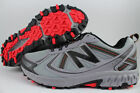 NEW BALANCE 410 V5 WIDE 4E EEEE GRAY/BLACK/RED TRAIL RUNNING MULTI SIZE