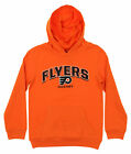 Reebok NHL Youth Philadelphia Flyers Promo Fleece Hoodie, Orange $14.88 USD on eBay