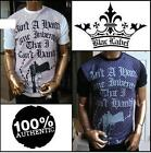 $45 Blac Label Graphic Urban T-Shirt *Hell Bound* Revolver Pick Your Color/Size