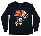 Outerstuff MLB Youth Houston Astros Long Sleeve Baseball Tee on Ebay