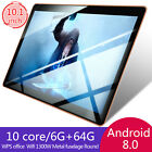 10 Inch Hd Game Tablet Computer Pc Ten Core Android 8.0 Gps 3g Wifi Dual Camera