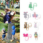 Animal 2in1 Safety Harness  Backpack Kids Toddler Reins Soft Animal Travel