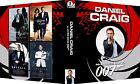 JAMES BOND 007 DANIEL CRAIG Custom 3-Ring Binder Photo Album $39.52 CAD on eBay