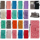 For Samsung Galaxy J7 Neo/J7 NXT/J7 Core 2017 Leather Wallet Holder Case Cover