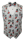 Totally Mickey Mouse Tuxedo Vest and Bowtie